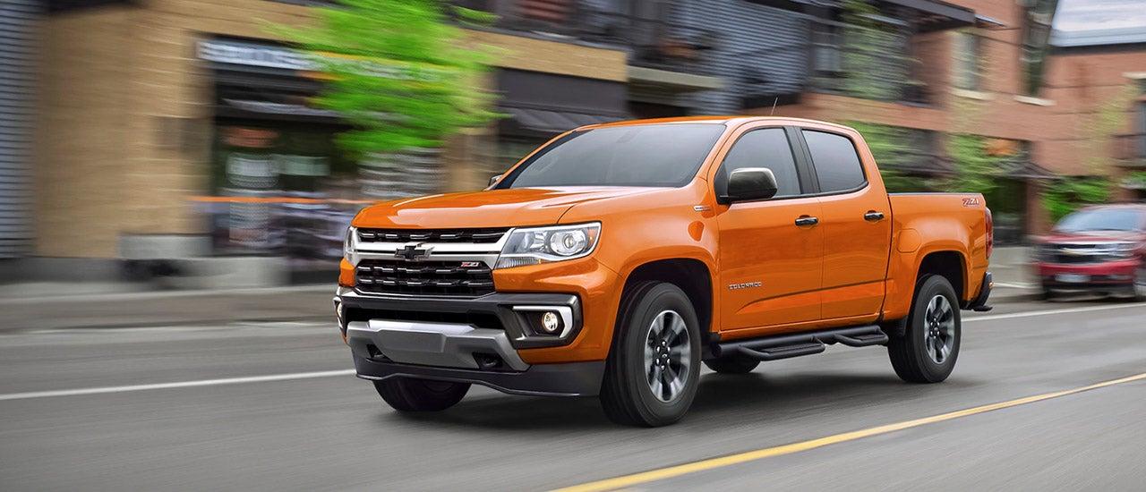 2021 Chevrolet Colorado Near Me Chevrolet Dealers In Ky